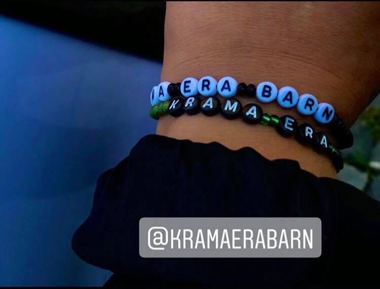 Armband - @KramaEraBarn