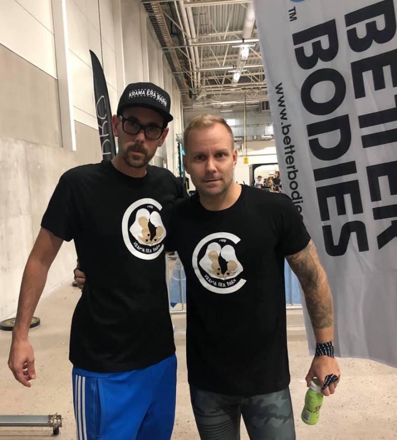 Peter Olsson och Daniel Karlsson - Krama era barn