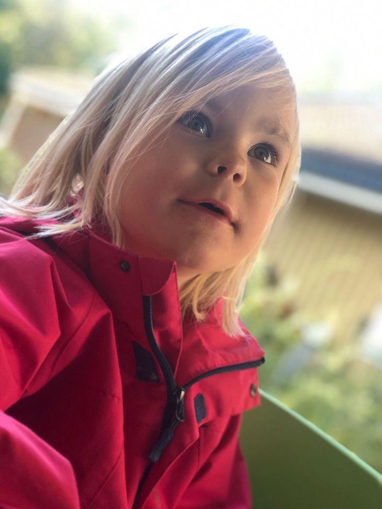 Maia Rixer - Krama era barn Sanfilippo typ C